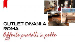 Outlet Divani Roma