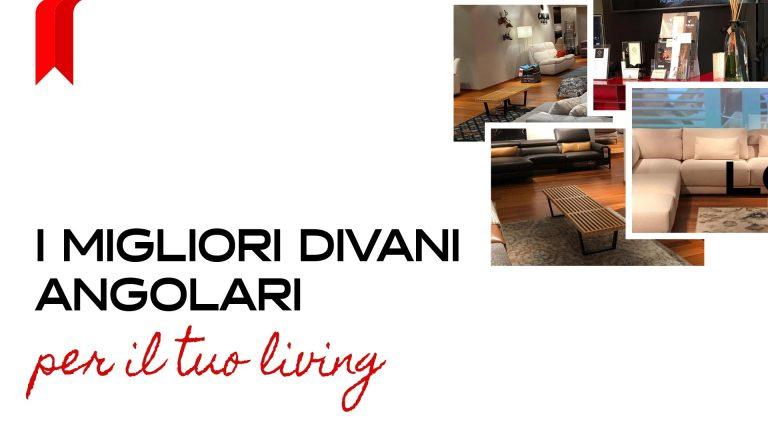 Read more about the article I 5 migliori divani angolari per il tuo living