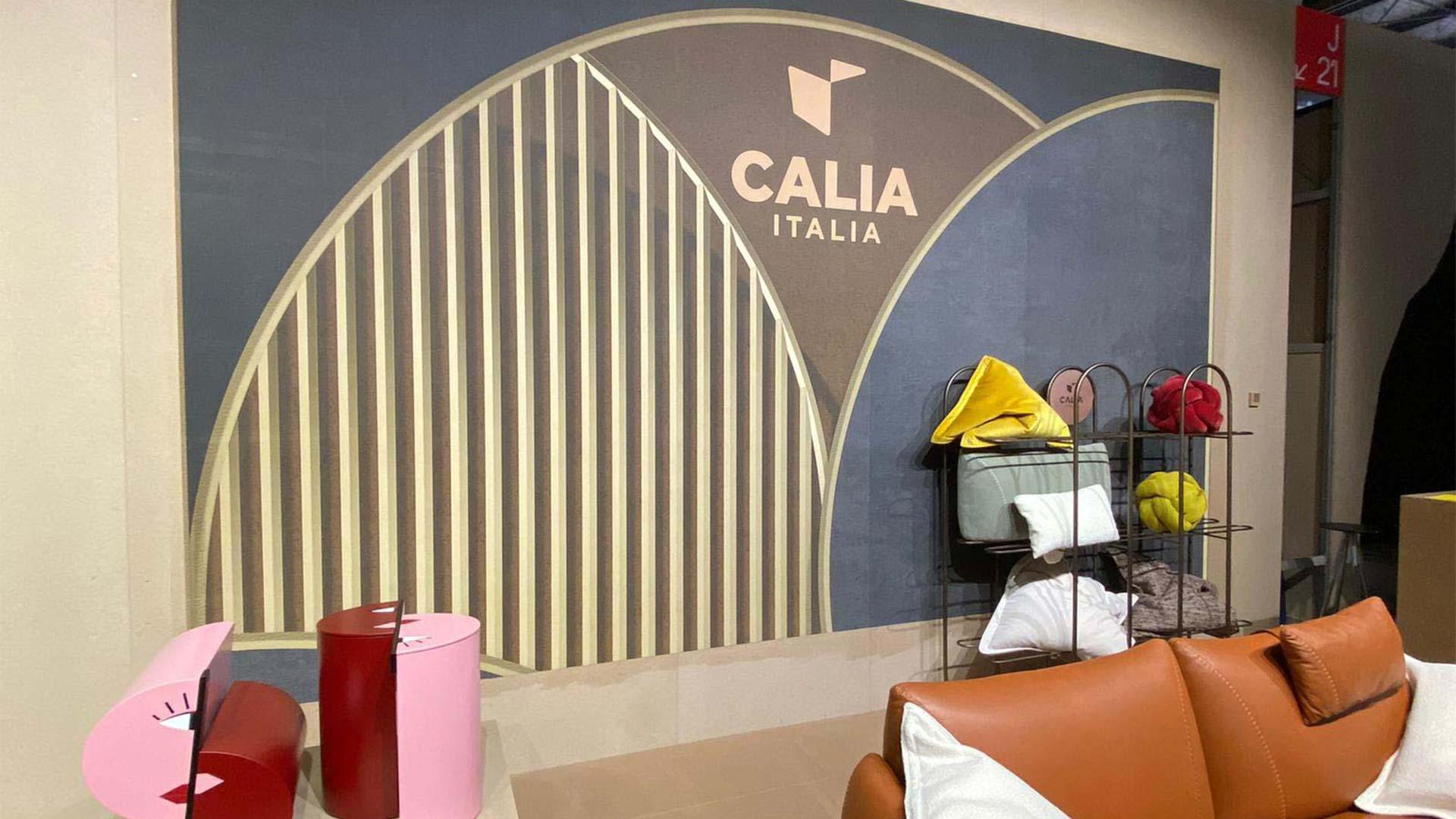 You are currently viewing Concluso il Salone Mobile di Milano: le novità Calia